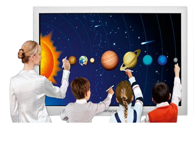 Interactive Displays and Screens